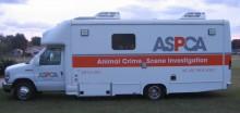 ASPCA CSI Van